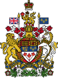 Canadian federal court of appeals coat of arms