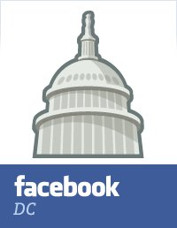 icon for FB washington - summary of non-profit use of facebook for social good