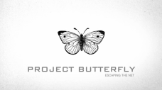 Daniel Berkal's project butterfly - screen shot